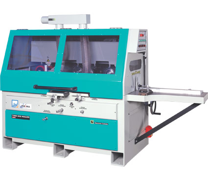 Three Side Moulder
